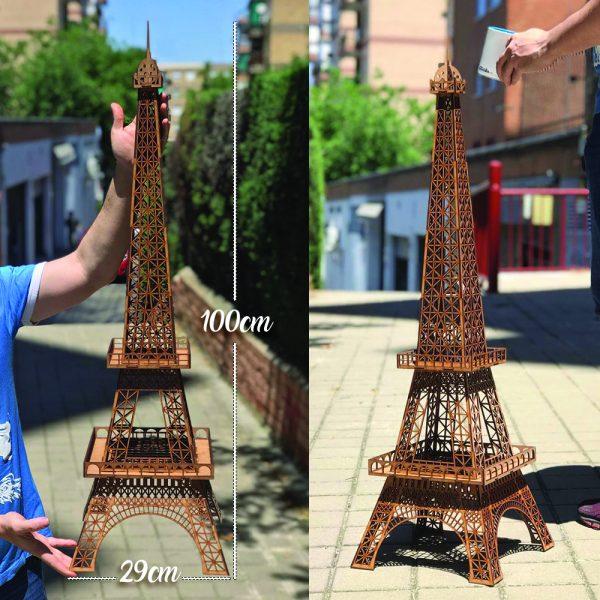 Torre Eiffel para montaje