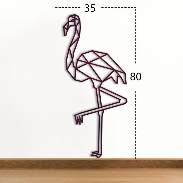 Decowall Flamingo