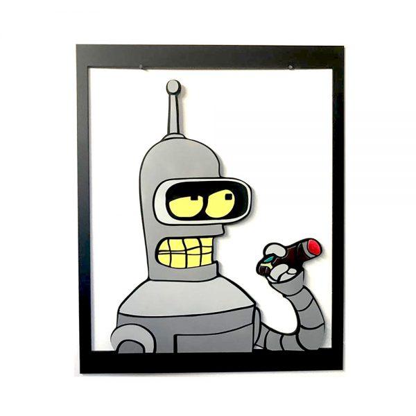 Cuadro Multicapa – Bender