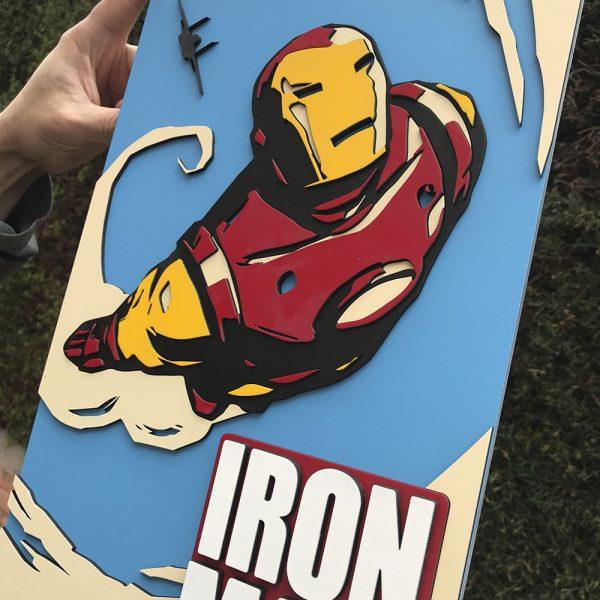 Póster Iron-Man