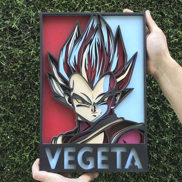 Layer Vegeta