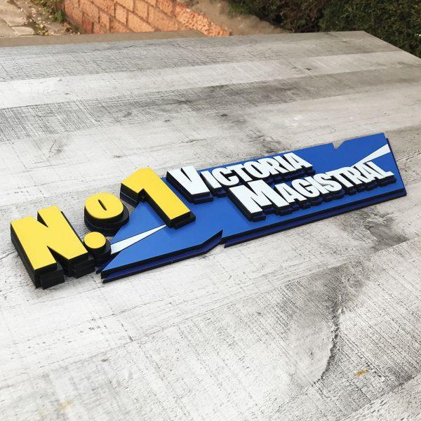 Logo Victoria Magistral